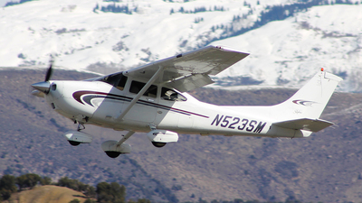 N523SM - Cessna 182S Skylane - Private