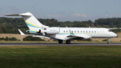 9H-CIO - Bombardier BD-700-1A10 Global 6000 - Comlux Aviation Malta