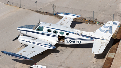 SX-APU - Cessna 411 - Athens Airways