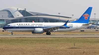 B-1206 - Boeing 737-8 MAX - China Southern Airlines