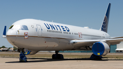 A picture of N686UA - Boeing 7673CB(ER) - United Airlines - © Dayon Wong