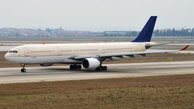 TC-OCC - Airbus A330-322 - Onur Air