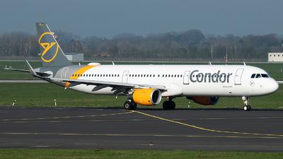 D-ATCC - Airbus A321-211 - Condor