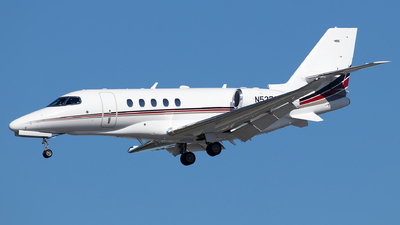 N527QS - Cessna Citation Latitude - NetJets Aviation