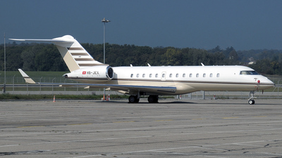 HB-JEX - Bombardier BD-700-1A10 Global Express - TAG Aviation