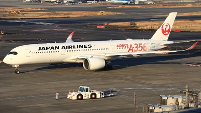 JA01XJ - Airbus A350-941 - Japan Airlines (JAL)