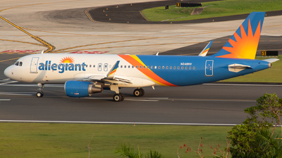 N248NV - Airbus A320-214 - Allegiant Air