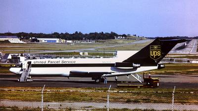 N929UP - Boeing 727-22C - United Parcel Service (UPS)
