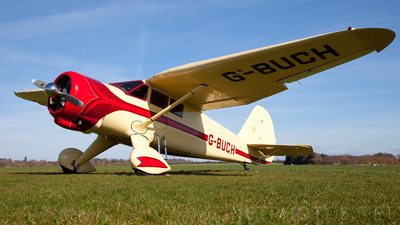 G-BUCH - Stinson V-77 Reliant - Private