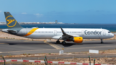 A picture of DATCC - Airbus A321211 - Condor - © Florencio Martin Melian