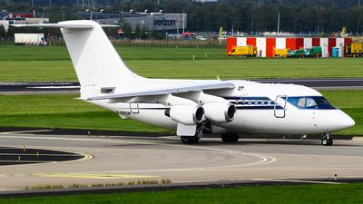 G-OFOM - British Aerospace BAe 146-100 - Formula One - Flight Operations