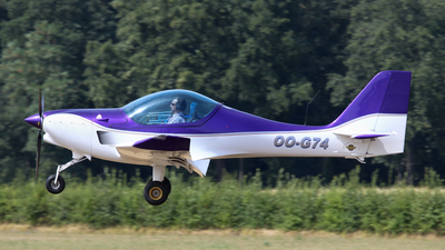 OO-G74 - B & F Technik FK-14 Polaris - Private