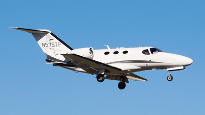 N575TP - Cessna 510 Citation Mustang - Private
