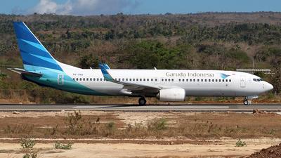 A picture of PKGNA - Boeing 7378U3 - Garuda Indonesia - © Jortin Here