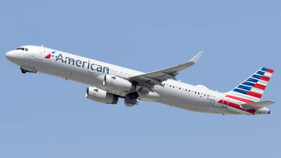 A picture of N109NN - Airbus A321231 - American Airlines - © Alexander Viduetsky