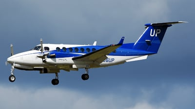 N806UP - Beechcraft B300 King Air 350i - Wheels Up