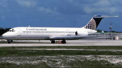 N12532 - McDonnell Douglas DC-9-32 - Continental Airlines