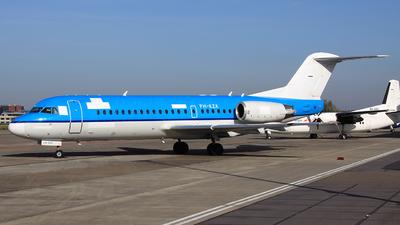 PH-KZK - Fokker 70 - Untitled