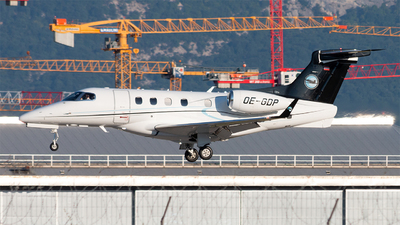 OE-GDP - Embraer 505 Phenom 300 - Speedwings