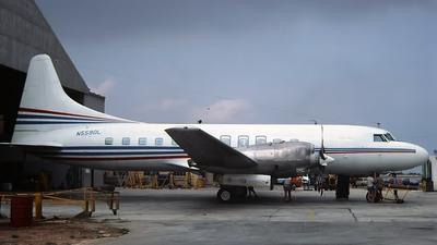 N5590L - Convair CV-580 - Private