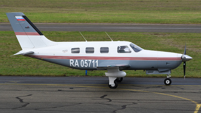 RA-05711 - Piper PA-46-350P Malibu Mirage - Private