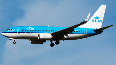 PH-BGQ - Boeing 737-7K2 - KLM Royal Dutch Airlines