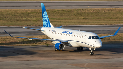 N87365 - Embraer 170-200LL - United Express (Mesa Airlines)