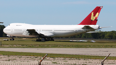 A picture of N706BL - Boeing 747251B - [21705] - © MT Aviation photo & Film