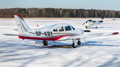 SP-KBY - Piper PA-28R-201 Arrow - Private