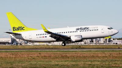 A picture of YLBBI - Boeing 73733A - [27454] - © Maurizio Riva