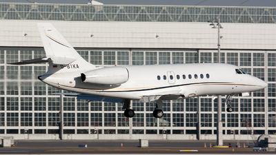 D-BIKA - Dassault Falcon 2000EX - ACM Air Charter