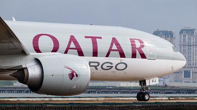 A7-BFJ - Boeing 777-FDZ - Qatar Airways Cargo