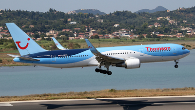 G-OBYG - Boeing 767-304(ER) - Thomson Airways