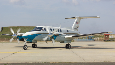76-0160 - Beechcraft C-12C Huron - United States - US Air Force (USAF)