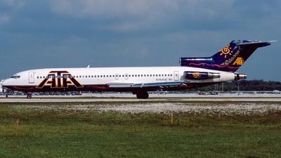 N754US - Boeing 727-214(Adv) - American Trans Air (ATA)