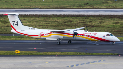 F-ZBMD - Bombardier Dash 8-Q400 - France - Sécurité Civile