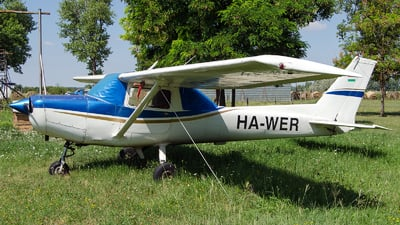 HA-WER - Reims-Cessna F152 - Private