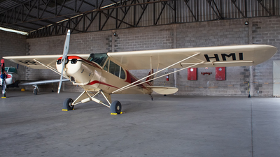 PP-HMI - Neiva P-56C Paulistinha - Aero Club - Eldorado do Sul