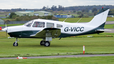 G-VICC - Piper PA-28-161 Warrior II - Freedom Aviation