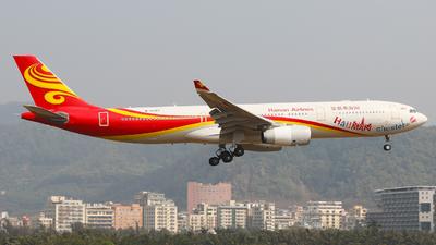 B-8287 - Airbus A330-343 - Hainan Airlines