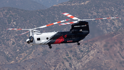 N49CU - Boeing CH-47D Chinook - Coulson Flying Tankers