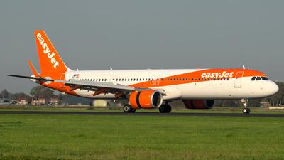OE-ISE - Airbus A321-251NX - easyJet Europe