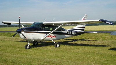OM-AES - Cessna U206F Stationair - Stanley Air