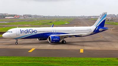 VT-IUO - Airbus A321-271NX - IndiGo Airlines