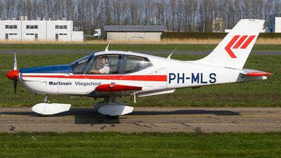 A picture of PHMLS - Socata TB10 Tobago - Martinair Holland - © BaszB