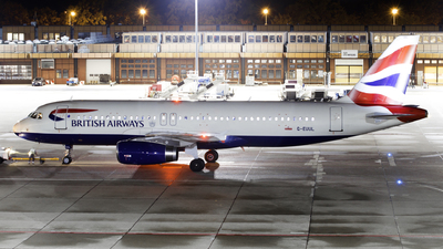 A picture of GEUUL - Airbus A320232 - British Airways - © Theo Möhle