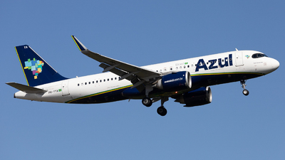 A picture of PRYYA - Airbus A320251N - Azul Linhas Aereas - © Augusto Fernandes