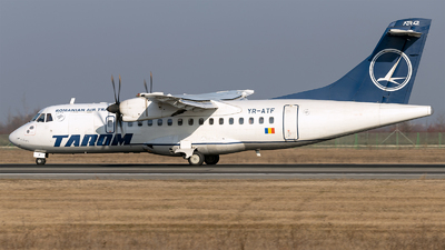 A picture of YRATF - ATR 42500 - [0599] - © Loredana Cioclei