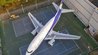 JA305K - Boeing 737-54K - Untitled