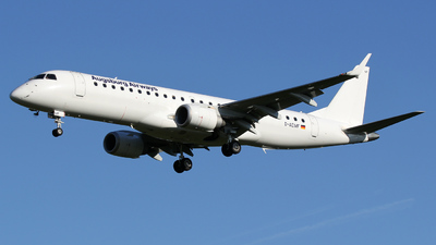 D-AEMF - Embraer 190-100LR - Augsburg Airways